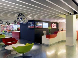 G2 Knightsbridge, designed by Spacelab, 2012