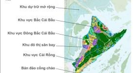 Quy hoạch chi tiết đảo Cái Bầu Vân Đồn Quảng Ninh