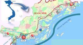 Quảng Ninh điều chỉnh dự án đường cao tốc Vân Đồn – Móng Cái