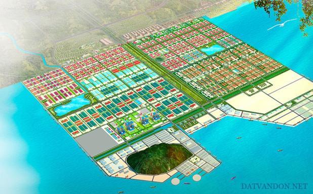 Khu công nghiệp cảng biển huyện Hải Hà Quảng Ninh