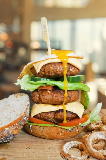 Ultieme Elita burger