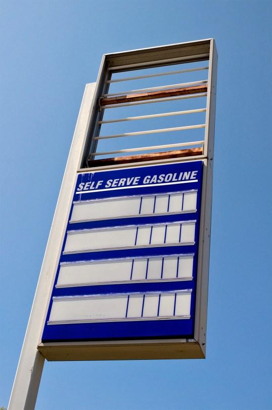 Self Serve Gasoline, 2010