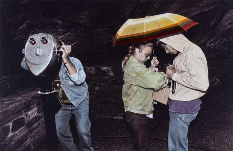 Umbrella Rushmore, 1984