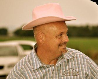 Stan cowboy hat plaid