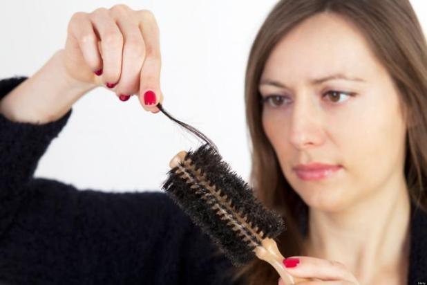 Bí quyết chống rụng tóc