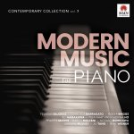Cover : Modern Music for Piano