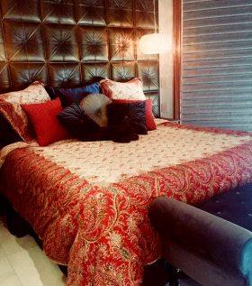 Headboard bedroom design