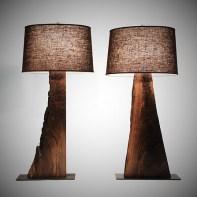 Natural Materials   Lamps