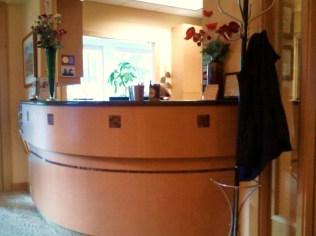 Office Decor | Dental Reception