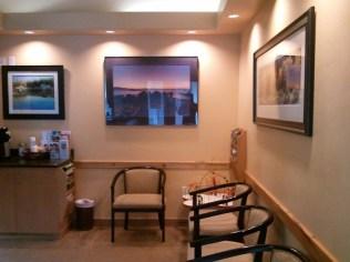 Office Decor | Dental Waiting Room