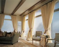 Drapery Window Coverings