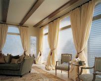 Drapery Window Coverings