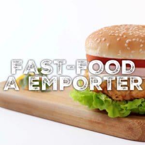 BRASSERIE - FAST FOOD
