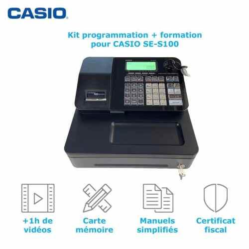 kit programmation formation casio se-s100