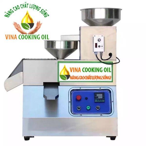 may ep dau kinh doanh vina cooking oil