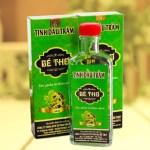 Những tiêu chí lựa chọn tinh dầu tràm Bé Thơ chất lượng nhất