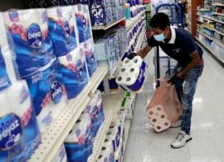 Giấy vệ sinh ngày càng đắt đỏ