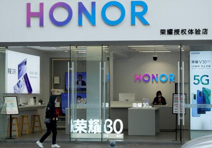 Mỹ muốn cấm Honor như Huawei