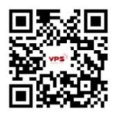 QR code mở tài khoản chứng khoán phái sinh VPS