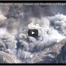 Klimawandel – Welche Auswirkungen hat der Klimawandel für Wanderer und Bergsteiger