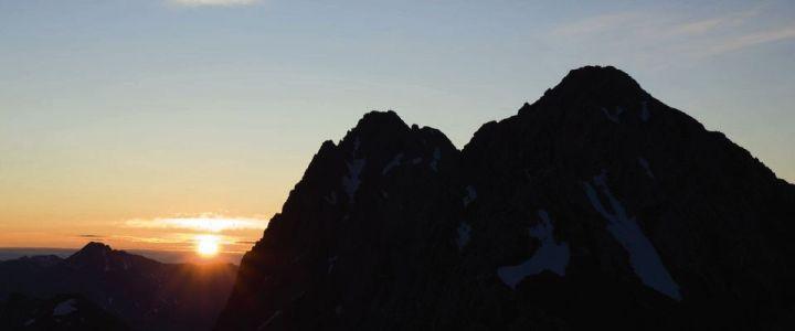 Klettersteigwoche für Anfänger der Sektion Minden/Westfalen