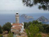 Der Leuchtturm von Gelidonya