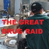 UNMASKED: DAVAO CITY 'GREAT DRUG RAID' TO SHAME DUTERTE