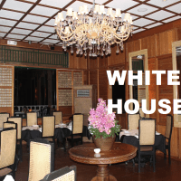 RESTO - The White House Fusion Cuisine and Wine Lounge