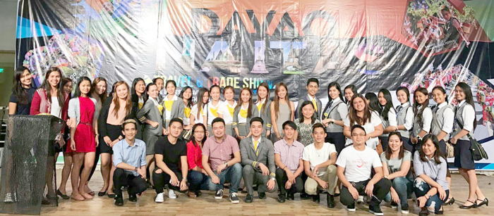 Participants of DDI Naitas-Davao Travel and Food Blog Workshop