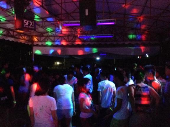 davao event coordinator - outdoor party