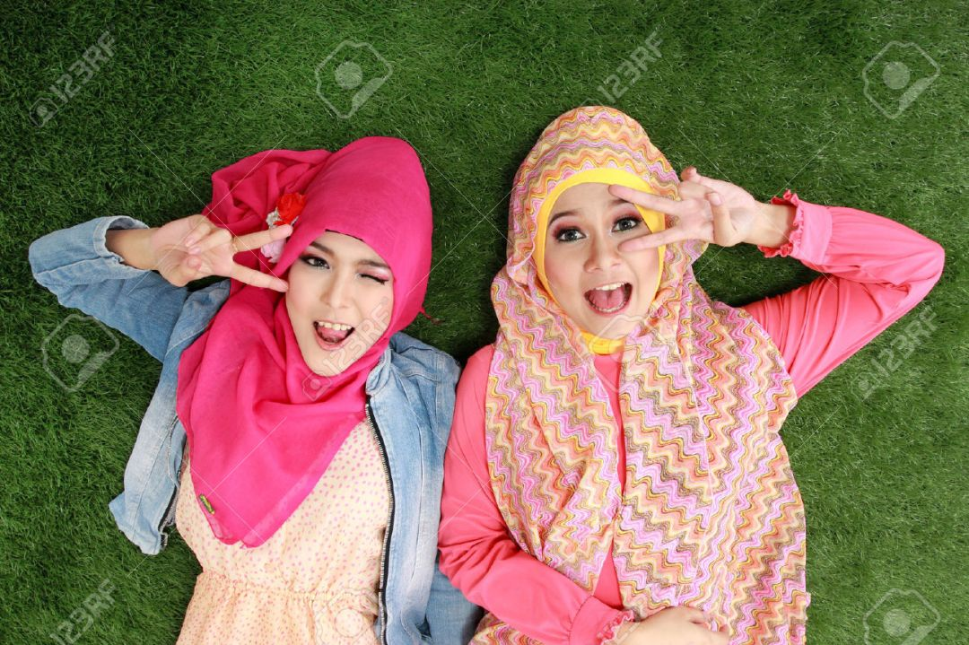beautiful girls muslim