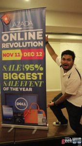 Lazada Affiliate Online Revolution 2