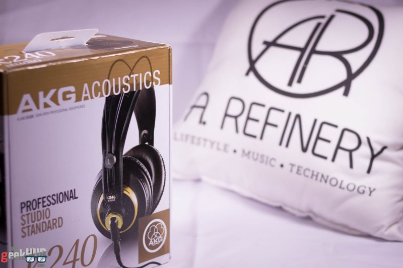 AKG k240 Studio Review 7
