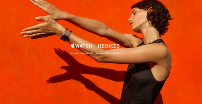 Apple Watch Series 2 Hermes