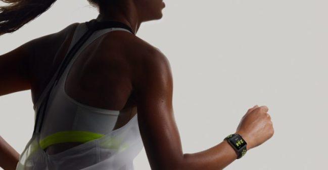 Apple Watch Series 2 Nike