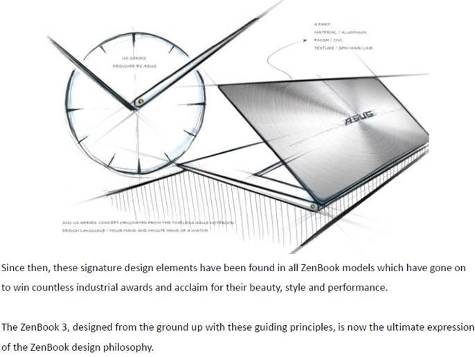 zenbook design story 2