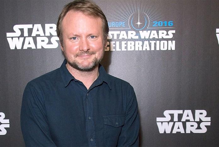 Rian Johnson Star Wars Trilogy