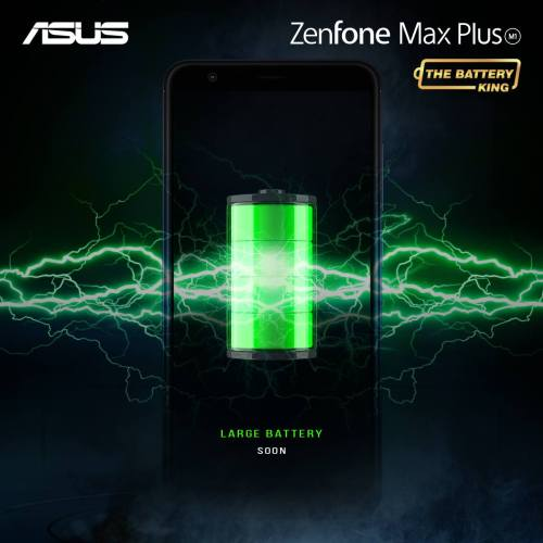 Zenfone 4 Max Plus M1 Battery King