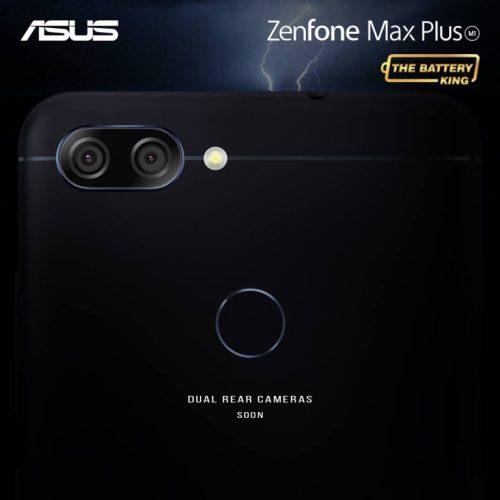 Zenfone 4 Max Plus M1 Dual Cam