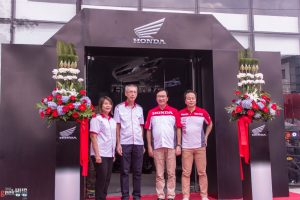 Honda Big Bike Showroom