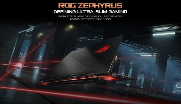 ROG GX501 Zephyrus