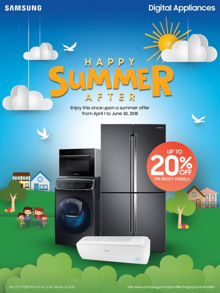 Samsung Happy Summer After