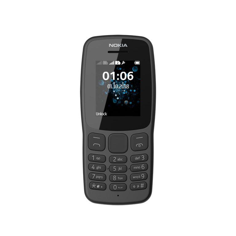 Nokia 106 2018 Front