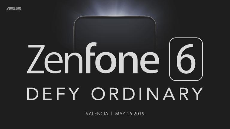 Zenfone 6 teaser