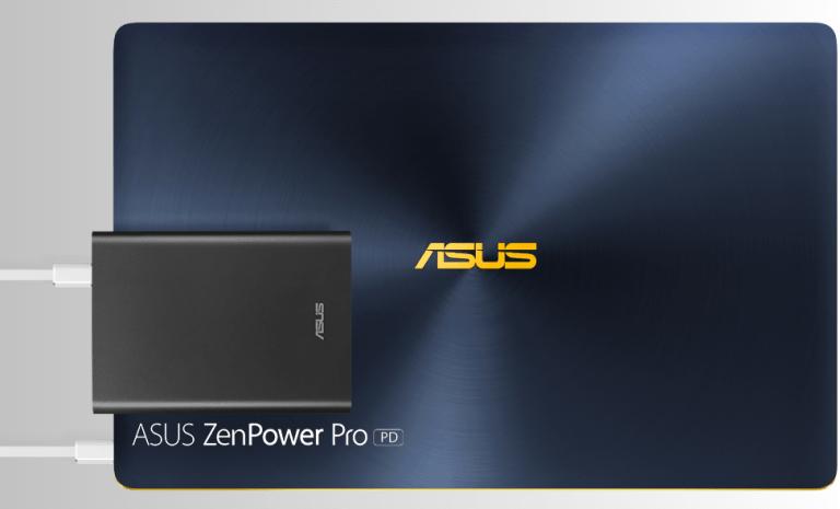 ZenPower Pro PD x Zenbook