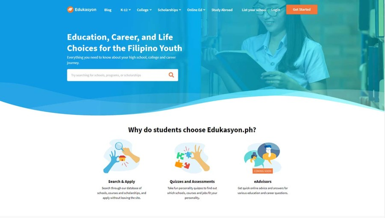 Edukasyon.ph Site