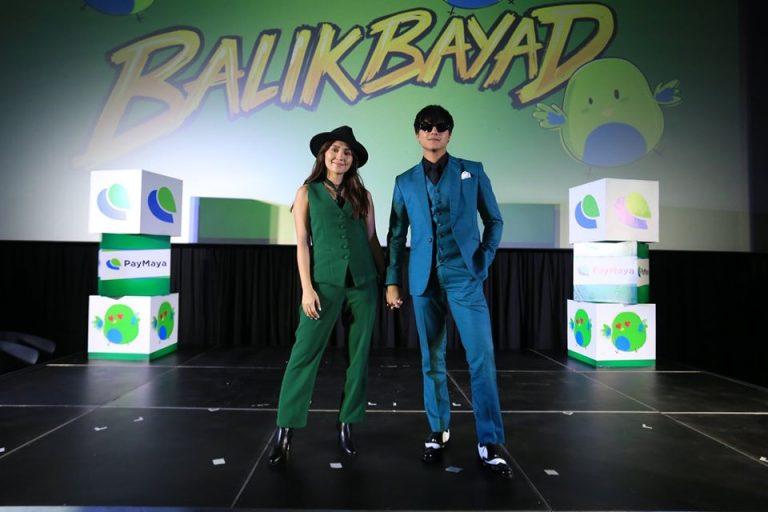 PayMaya BalikBayad featuring Kathryn Bernardo and Daniel Padilla