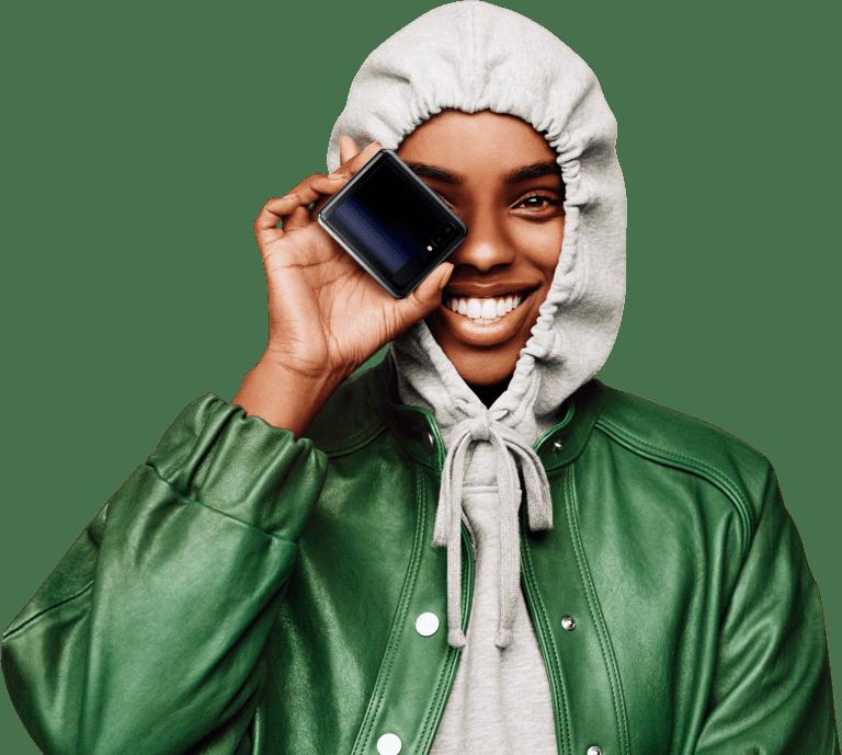Samsung Galaxy Z Flip compact