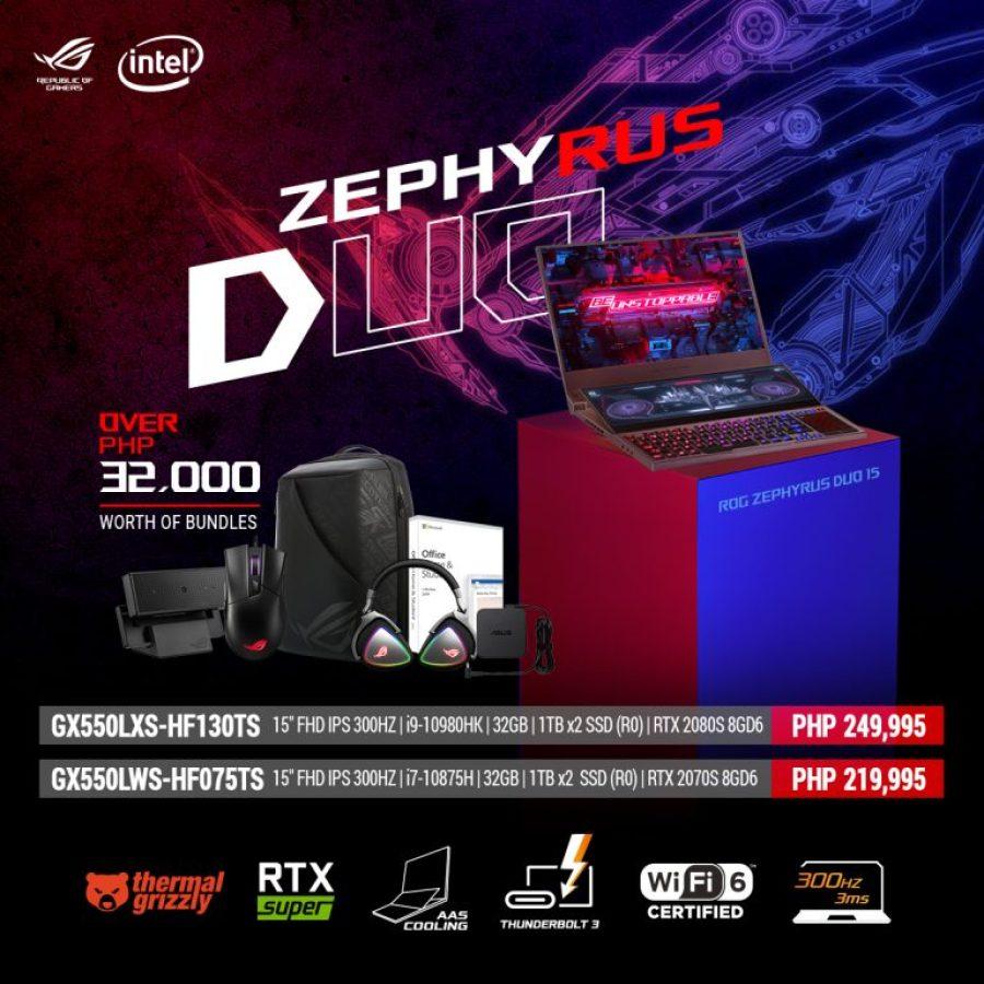 Zephyrus Duo 15 Rev