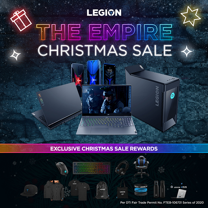 The Empire Christmas Sale